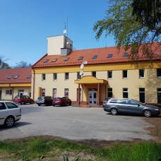 3271 - Polyfunkčná budova v Galante na predaj - centrum mesta Galanta (obchody, kancelárie, vlastné parkovisko)