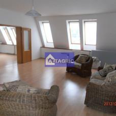 189 - Mezonetový 4 izbový byt na Františkánskom námestí v Bratislava - Staré mesto na predaj (190 m2 + 15 m2 terasa + 10 m2 balkón)