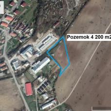 2898 - Pozemok na predaj vo Vlčkovciach, okres Trnava