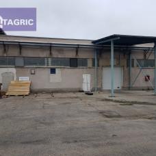 4000N - Sklady, výrobné haly a kancelárie na prenájom v Nových Zámkoch
