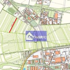 3059 - Na predaj pozemok v Komárne 4420 m2, časť Hadovce
