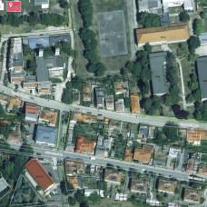 3301 Na predaj exkluzívny pozemok v Komárne na ul. Práce - 378m2