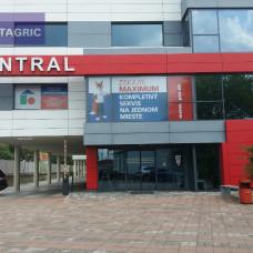3374 - Kancelárie v Komárne na prenájom už od 30 m2 (centrum mesta Komárno, novostavba)