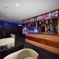 3306 Na predaj prevádzka nočného klubu - kasína pri centre Komárna