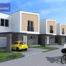 3370 - Na predaj novostavby rodinných domov v Komárne