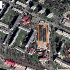 Pozemok na predaj vhodný na výstavbu bytových domov v Komárne - 6288 m2