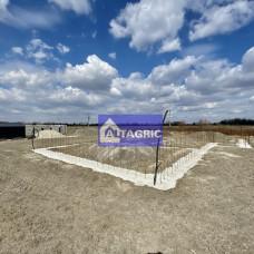 3403 Na predaj stavebný pozemok s projektovou dokumentáciou v Komárne, časť Malá Iža