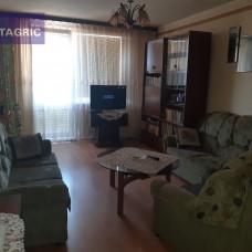 3412 - Na predaj 3 izbový byt s dvomi balkónmi na Ul. Eötvösa v Komárne
